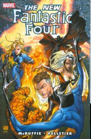 New Fantastic Four Graphic Novel Trade Paperback TPB Marvel Comics